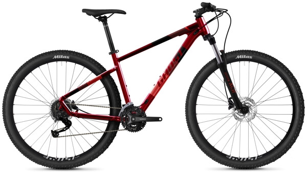 GHOST - Kato Universal 27.5 AL U red