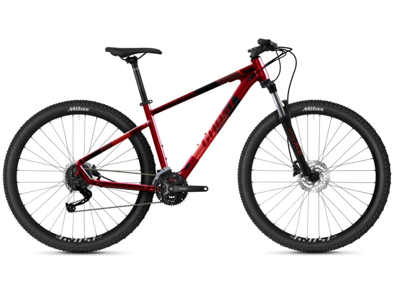 Ghost Kato Universal 27.5 AL U red