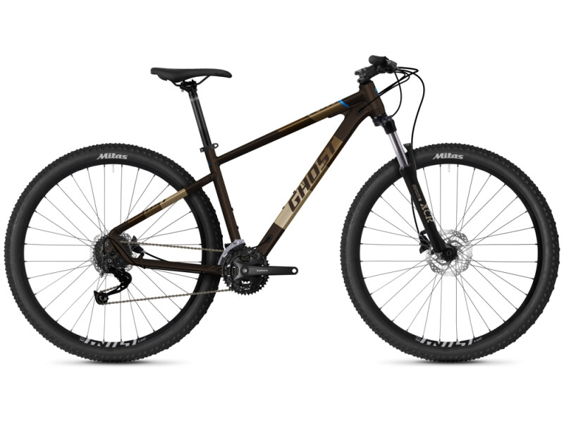 Ghost Kato Universal 27.5 AL U brown