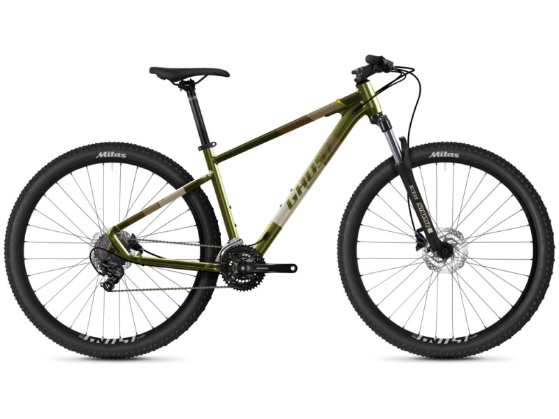 Ghost Kato Base 27.5 AL U olive