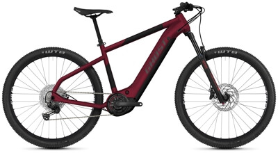 Ghost - E-Teru Advanced 27.5 cherry