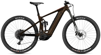 Ghost - E-Riot Trail CF Advanced brown
