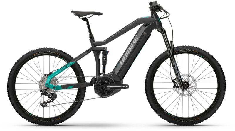 Haibike AllMtn 1 anthracite