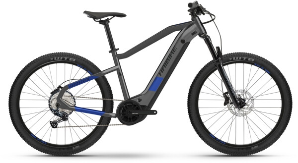 HAIBIKE - HardSeven 7 anthracite