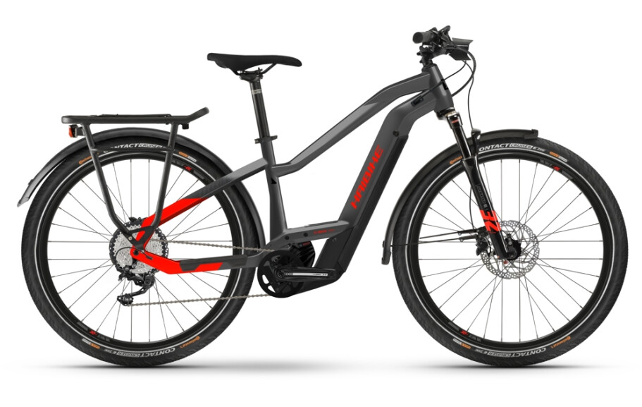 Haibike Trekking 9 i625Wh low standover 11G Deo Rh L 52cm