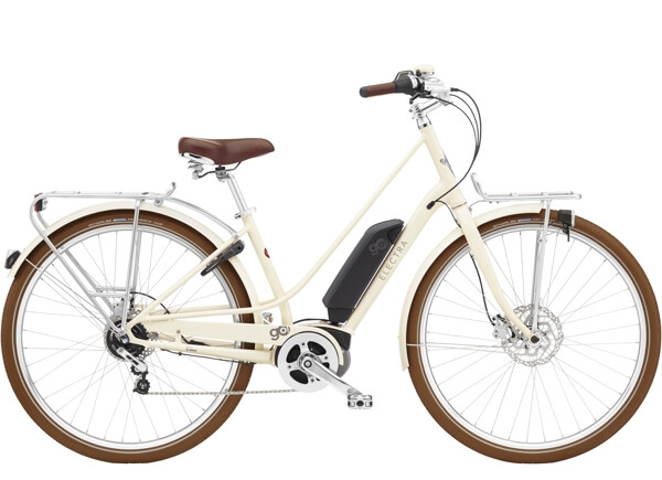 ELECTRA BICYCLE - Loft Go! 5i Step-Thru 500Wh Cream