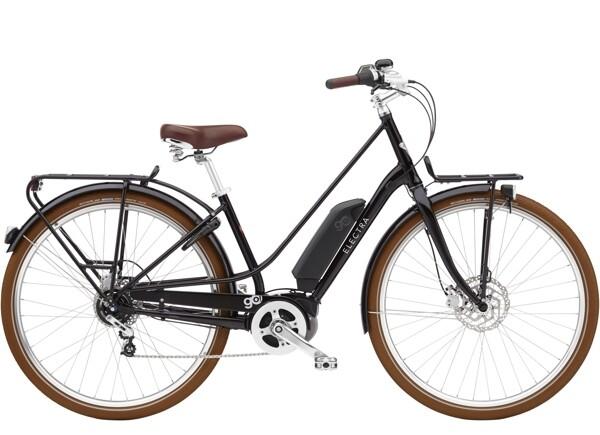 ELECTRA BICYCLE - Loft Go! 5i Step-Thru 500Wh Black