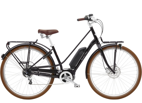 ELECTRA BICYCLE - Loft Go! 5i Step-Thru 400Wh Black