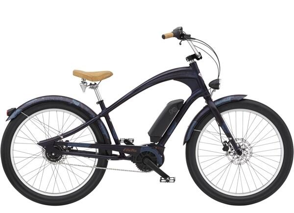 ELECTRA BICYCLE - Navigator Go! Matte Nautilus Blue
