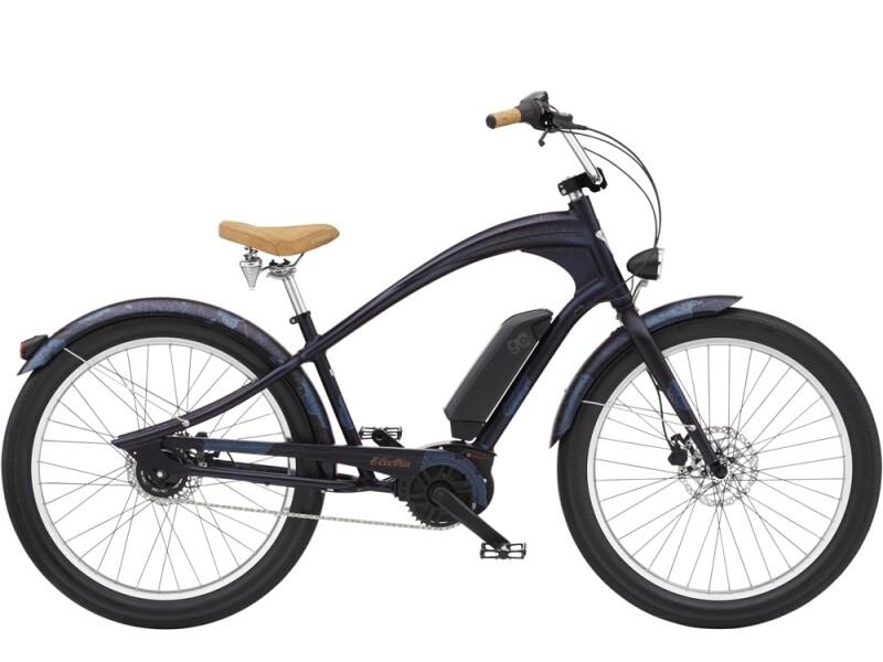 Electra Bicycle Navigator Go! Matte Nautilus Blue