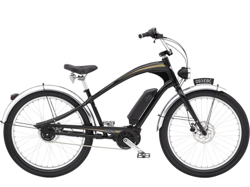 Electra Bicycle Ghostrider Go! Black Shadow