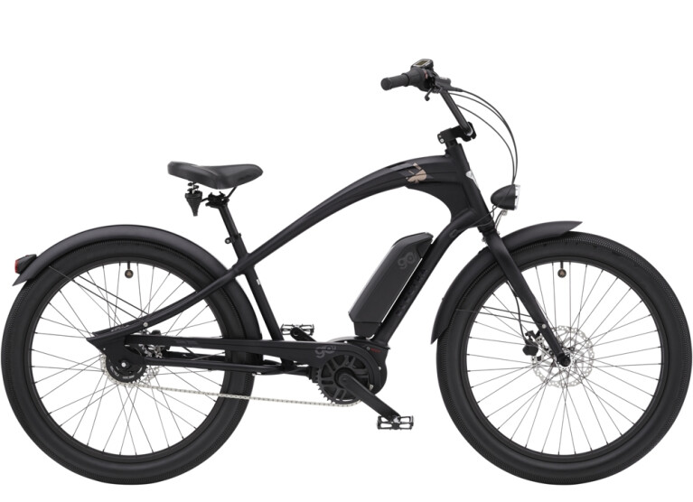 ELECTRA BICYCLE Ace of Spades Go! Matte Black