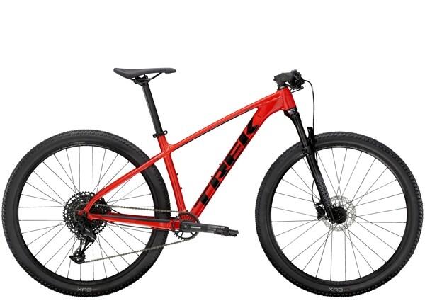 TREK - X-Caliber 8 Rot/Schwarz