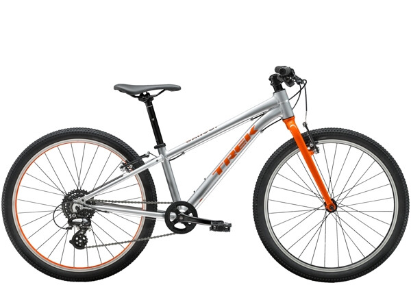 TREK - Wahoo 24 Silber/Orange