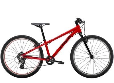 Trek - Wahoo 24 Rot/Schwarz