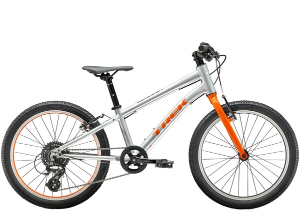 TREK - Wahoo 20 Silber/Orange