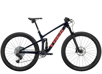 Trek - Top Fuel 9.9 XX1 AXS Blau/Rot