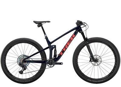 Trek - Top Fuel 9.9 XX1 AXS Blau/Rot