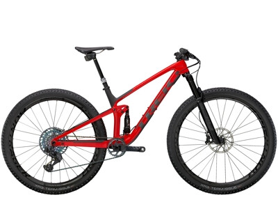 Trek - Top Fuel 9.9 XX1 AXS Rot