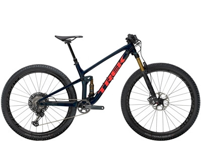 Trek - Top Fuel 9.9 XTR Blau/Rot