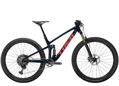 Trek - Top Fuel 9.9 XTR Blau/Rot