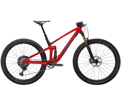 Trek - Top Fuel 9.9 XTR Rot