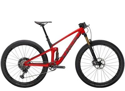 Trek - Top Fuel 9.9 XTR Rot
