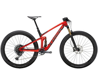 Trek - Top Fuel 9.9 X01 Rot