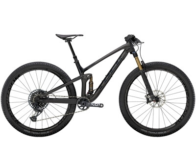 Trek - Top Fuel 9.9 X01 Carbon/Schwarz