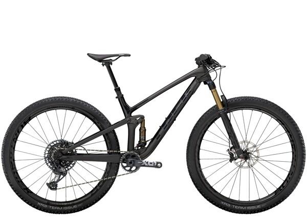TREK - Top Fuel 9.9 X01 Carbon/Schwarz