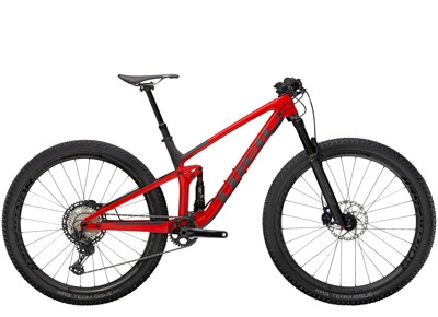 Trek - Top Fuel 9.8 XT Rot