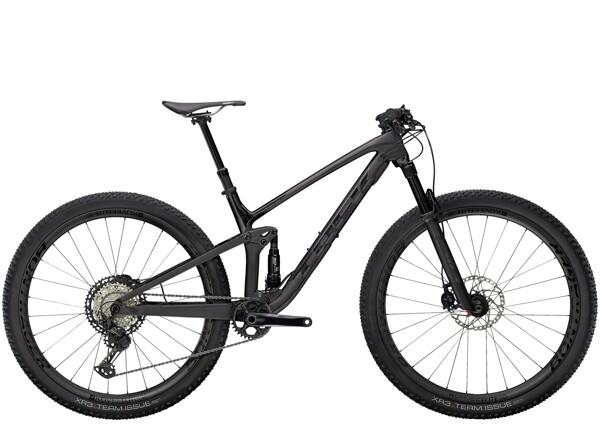 TREK - Top Fuel 9.8 XT Carbon/Schwarz