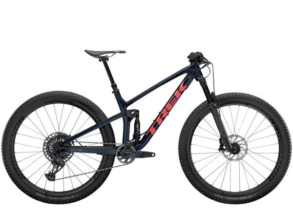 TREK - Top Fuel 9.8 GX Blau/Rot