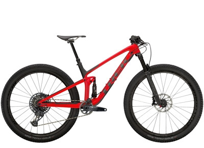 Trek - Top Fuel 9.8 GX Rot