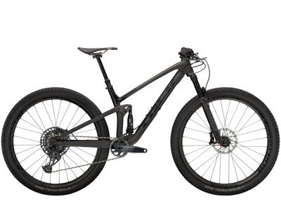 Trek - Top Fuel 9.8 GX Carbon/Schwarz