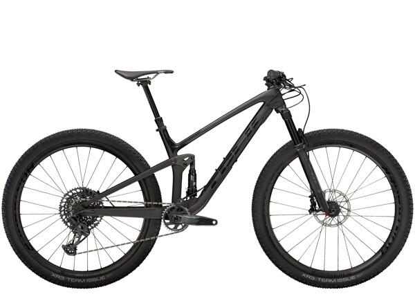 TREK - Top Fuel 9.8 GX Carbon/Schwarz