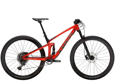 Trek - Top Fuel 9.7 Rot