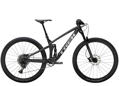 Trek - Top Fuel 8 NX Schwarz