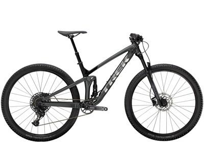 Trek - Top Fuel 7 SX Anthrazit/Schwarz