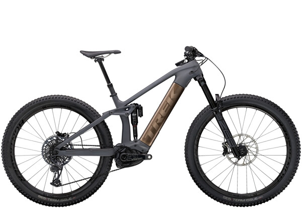TREK - Rail 9.9 Anthrazit