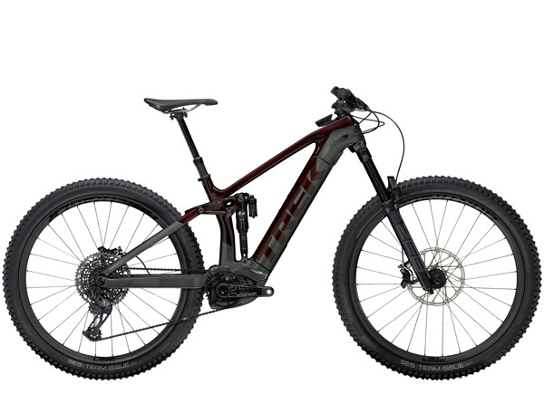 TREK - Rail 9.9 Rot/Anthrazit