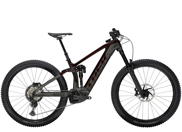 TREK - Rail 9.8 XT Rot/Anthrazit