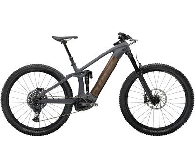 Trek - Rail 9.8 Anthrazit
