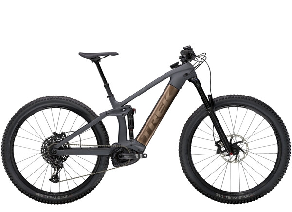 TREK - Rail 9.7 Anthrazit