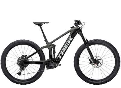 Trek - Rail 9.7 Anthrazit/Schwarz
