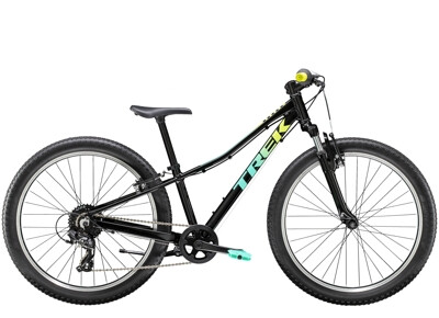 Trek - Precaliber 24 8-speed Suspension Boy's Schwarz