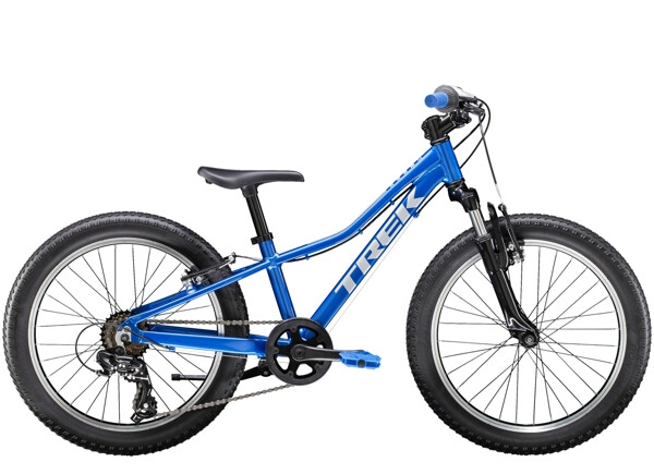 TREK - Precaliber 20 7-speed Boy's Blau