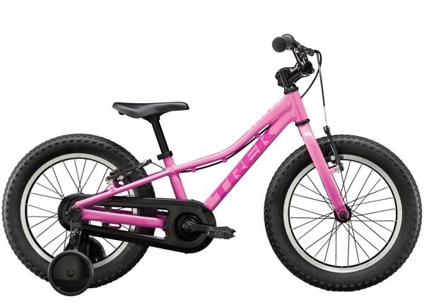 TREK - Precaliber 16 Girl's Pink