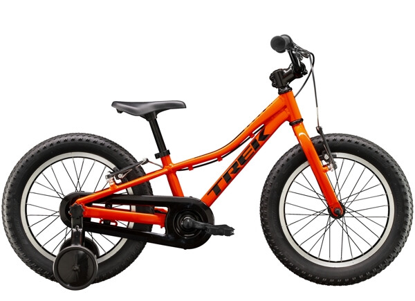 TREK - Precaliber 16 Boy's Orange