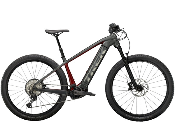 TREK - Powerfly 7 Grau/Rot